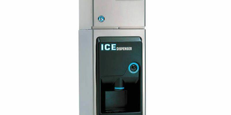 Dispensadores de gelo DB-130H - DB-200H (1)