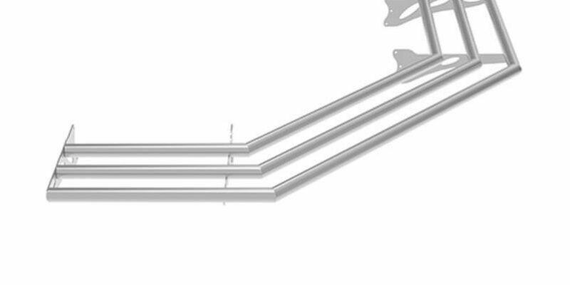 Corrediça de 90° para Bandejas (1)