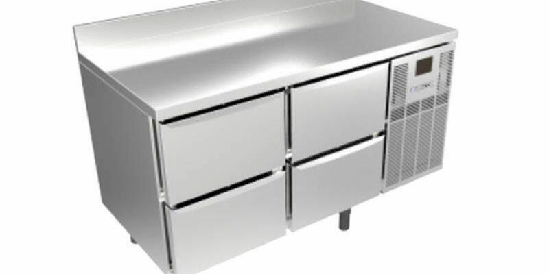 Refrigerador Horizontal com Gavetas (1)