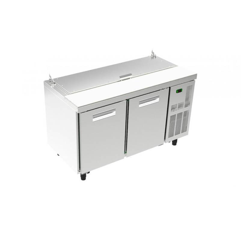 Refrigerador horizontal para preparo de saladas e sanduíches (1)