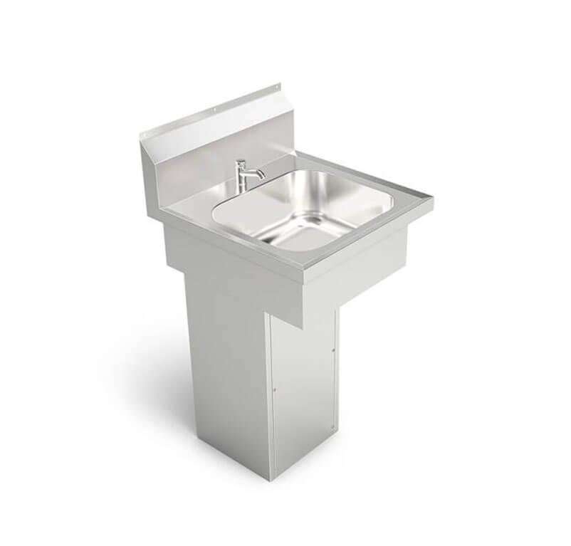 Lavatório para Mãos com Coluna (1)