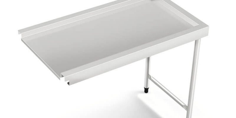 Mesa para Lavadora de Louças sem Prateleira Inferior (1)